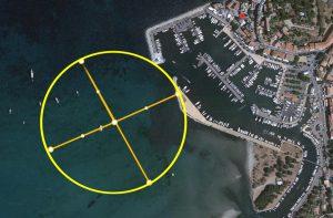 interdiction de navigation sur le plan d'eau