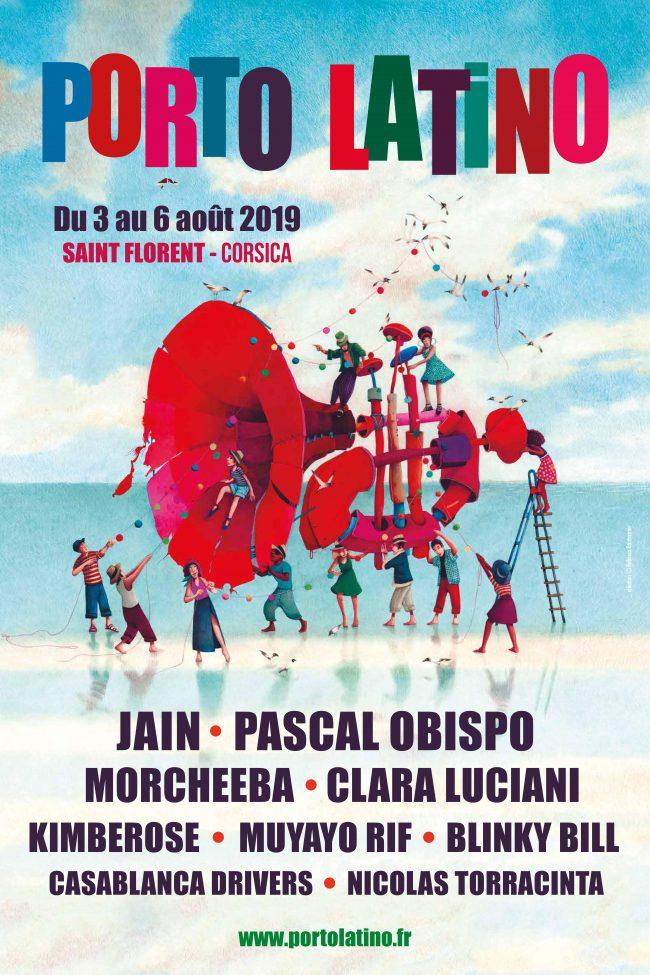 Affiche Porto Latino 2019
