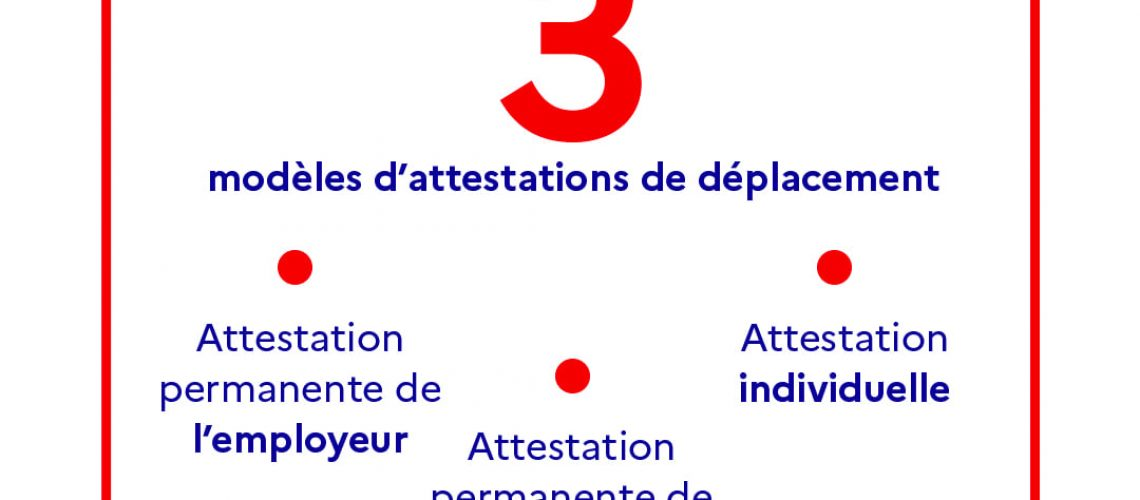 3 attestations