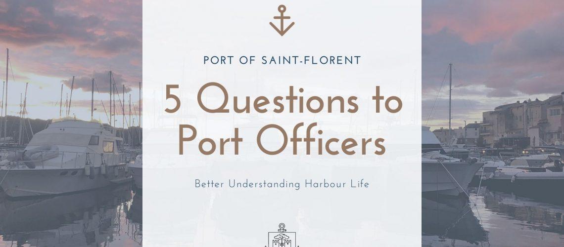 5 Questions aux agents portuaires (1)